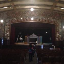 Teatro del Pueblo México DF